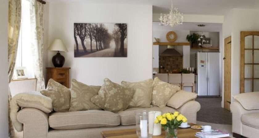 Neutral Living Room Rooms Ideas