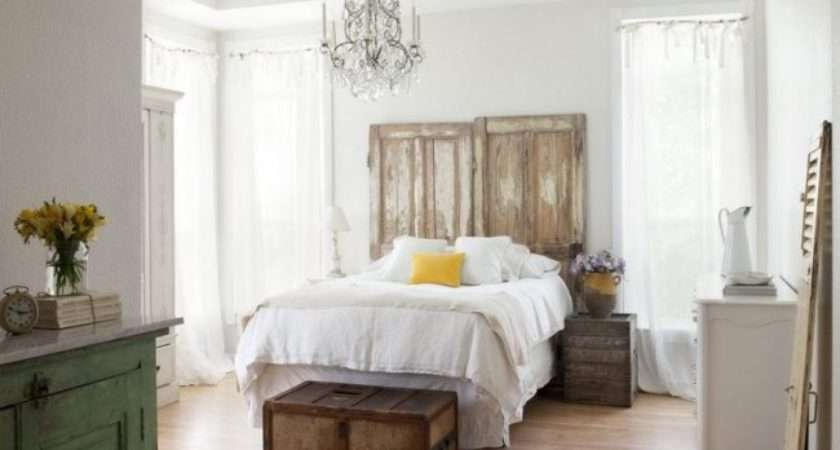 New Cottage Farmhouse Style Bedroom Decorating Dwell Beautiful