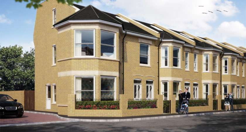 New Edwardian Style Homes Available Wandsworth