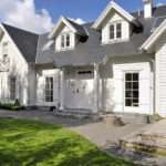 New England Style House Building Plans