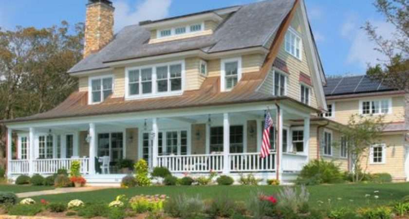 New England Style Ideas Remodel Decor