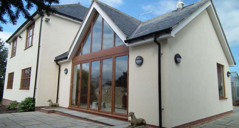 New Garden Room Extension Skirlaugh East Yorkshire Kemp
