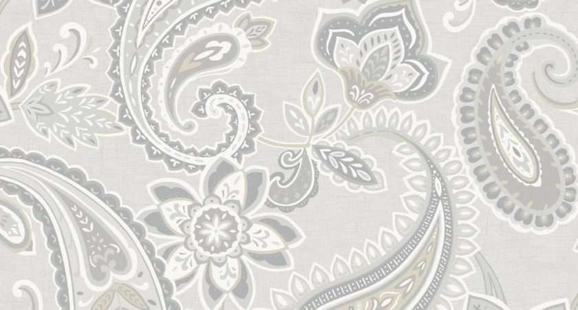 New Holden Cor Indira Paisley Pattern Floral Flower
