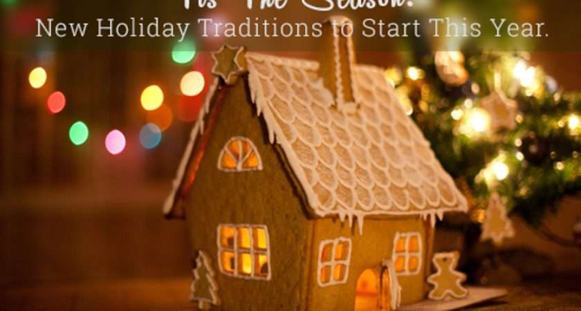 New Holiday Traditions Start Year Fresh Ftd