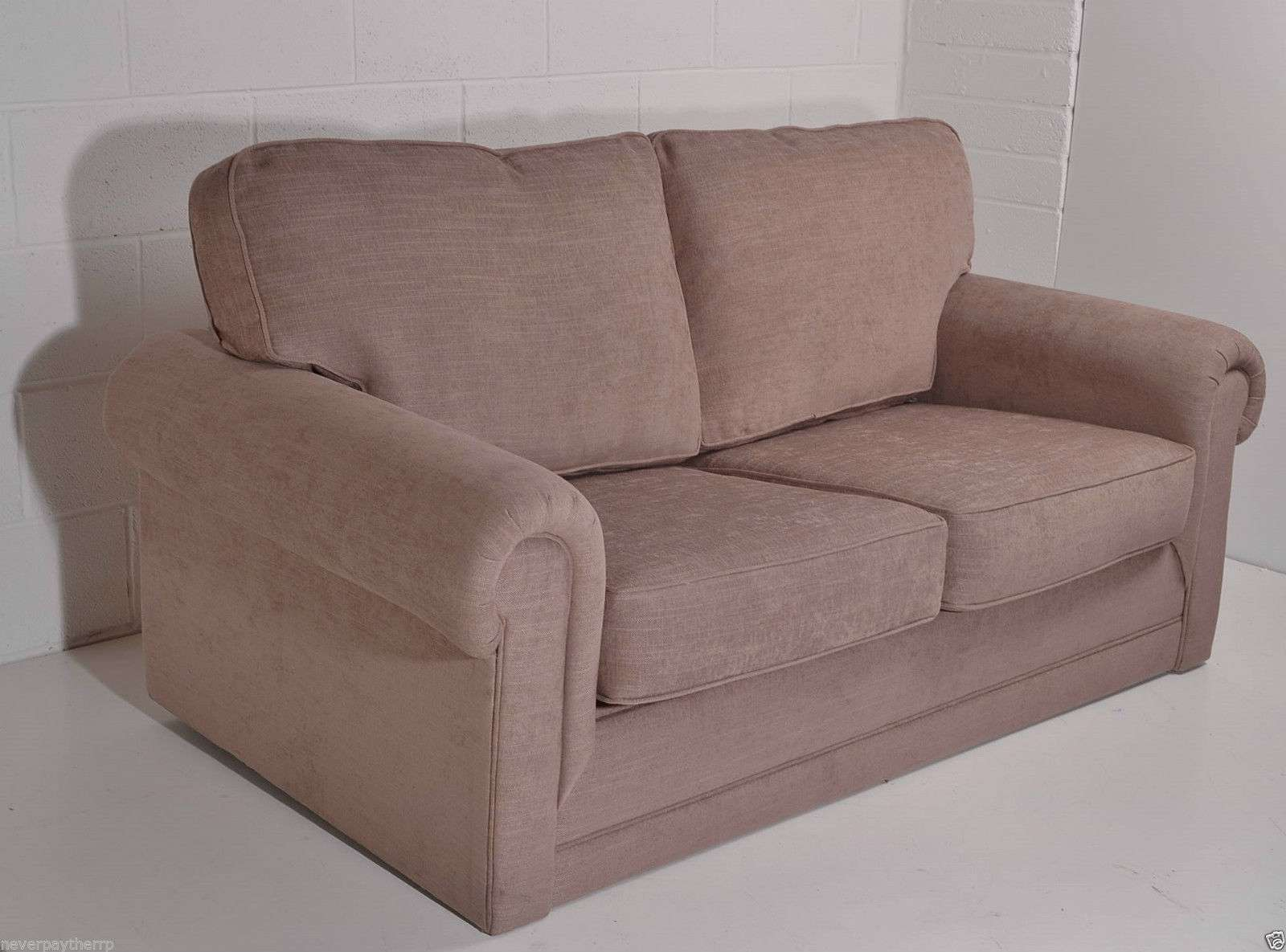 New John Lewis Elgar Sofa Bed Seater Without Mattress Shade Pier