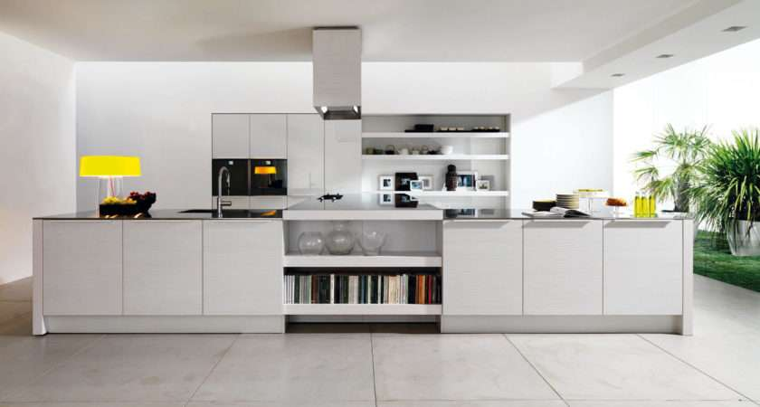New Modern Kitchen Design