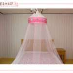 New Princess Baby Crib Bed Canopy Mosquito Netting Ebay