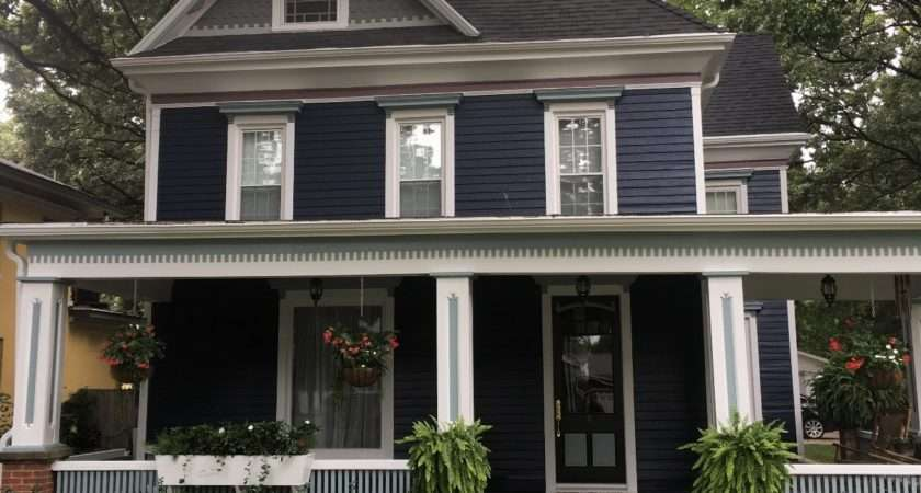New Victorian House Color Schemes Exterior Style