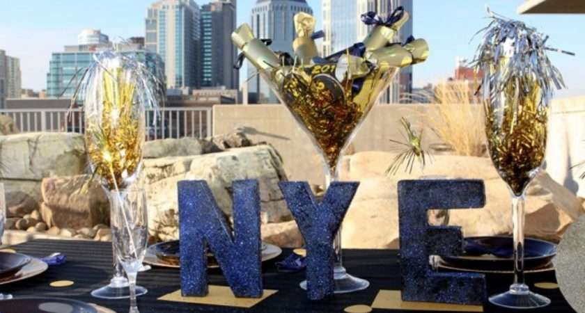 New Year Eve Decorations Make Your Party Sparkle