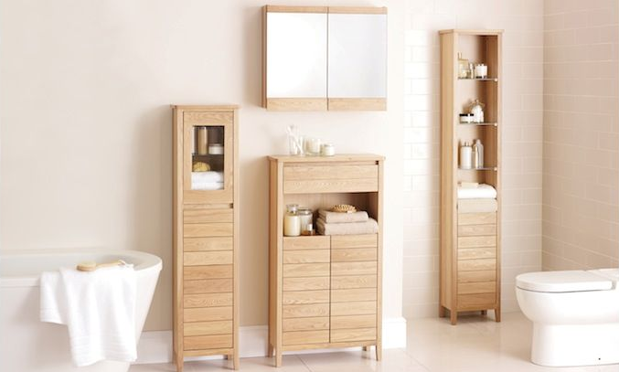 Next Pure Spa Bathroom Furniture Spirit