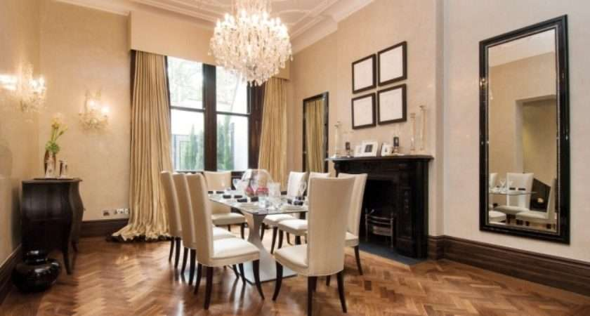 Nice Dining Room Interior Design Depends First Foremost