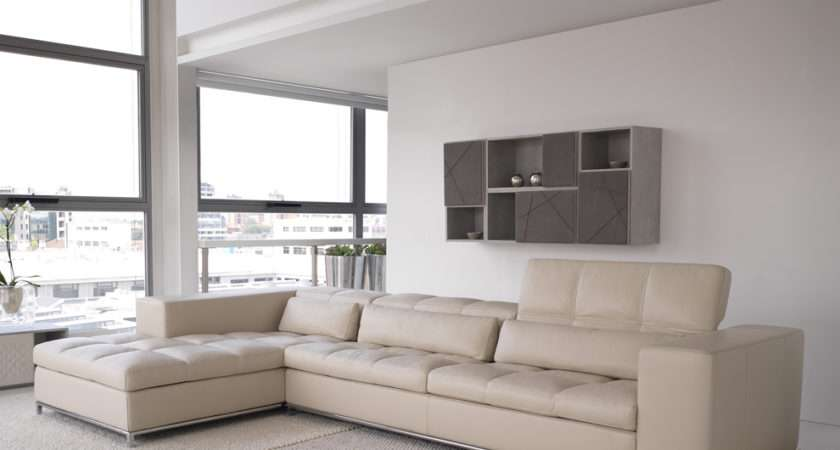 Nick Leather Corner Sofa Modern Sofas Italy
