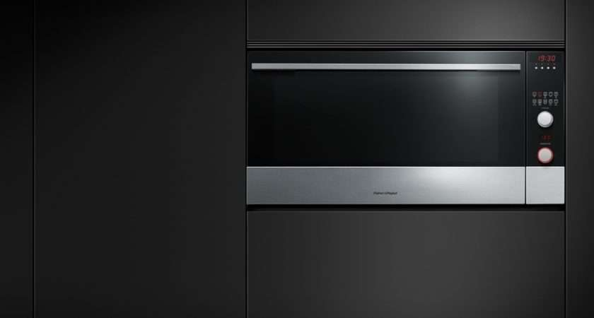 Nine Function Pyrolytic Built Oven Fisher Paykel
