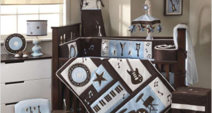 Nursery Decorating Ideas Baby Boy Themes