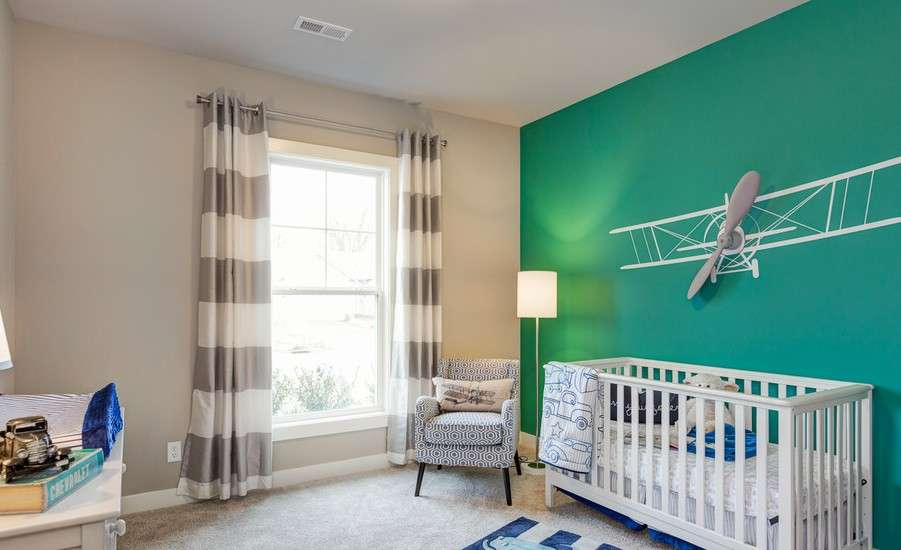 Nursery Design Ideas Most Popular Bedroom Paint Color