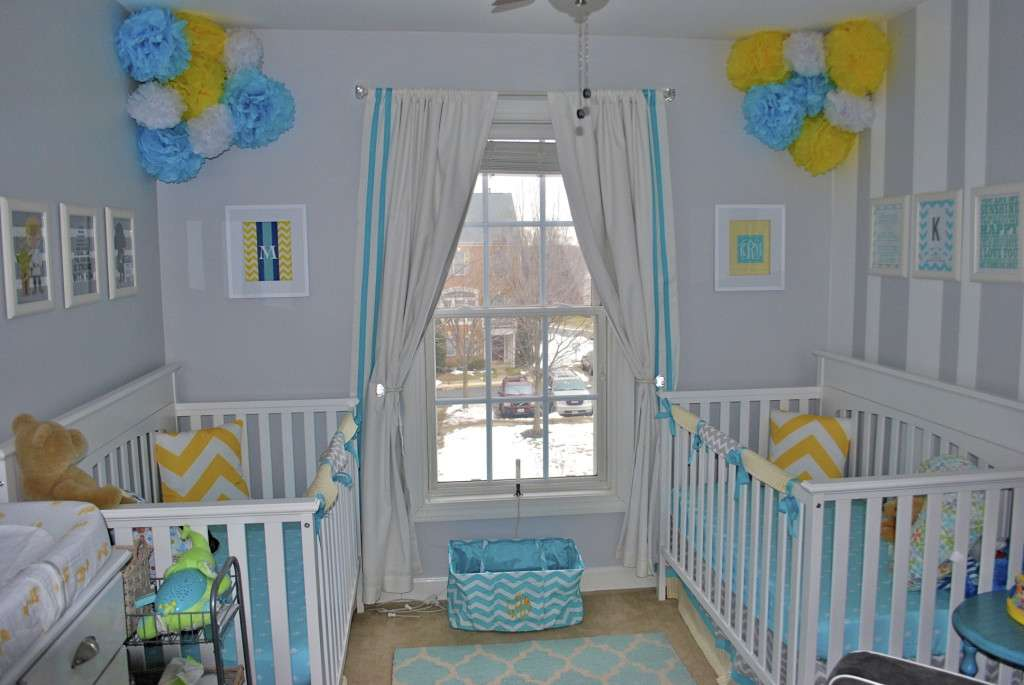Nursery Ideas Twins Gender Neutral