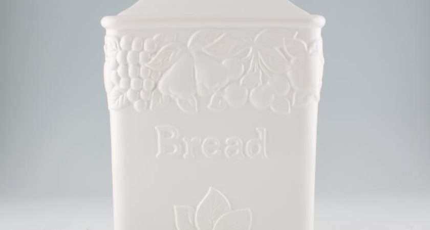 Obligation Search Marks Spencer White Embossed Bread Bin