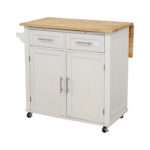 Off Target White Kitchen Island Tables