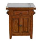 Off Wood Kitchen Island Black Marble Top Tables