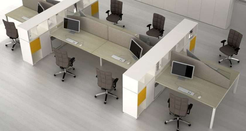 Office Furniture Layout Ideas Home Design Concept