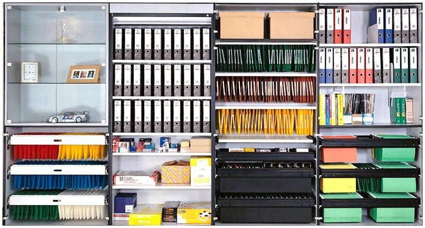 Office Storage Solution Home Ideas