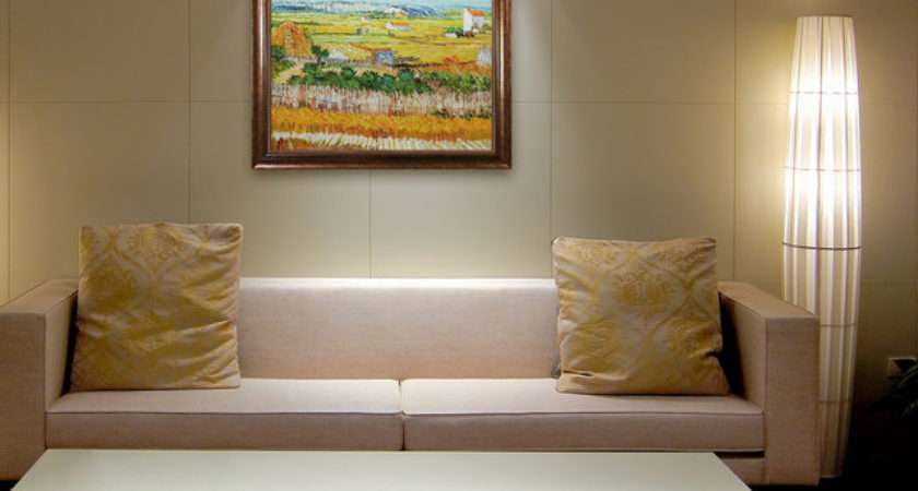 Oil Paintings Living Rooms Modern Room