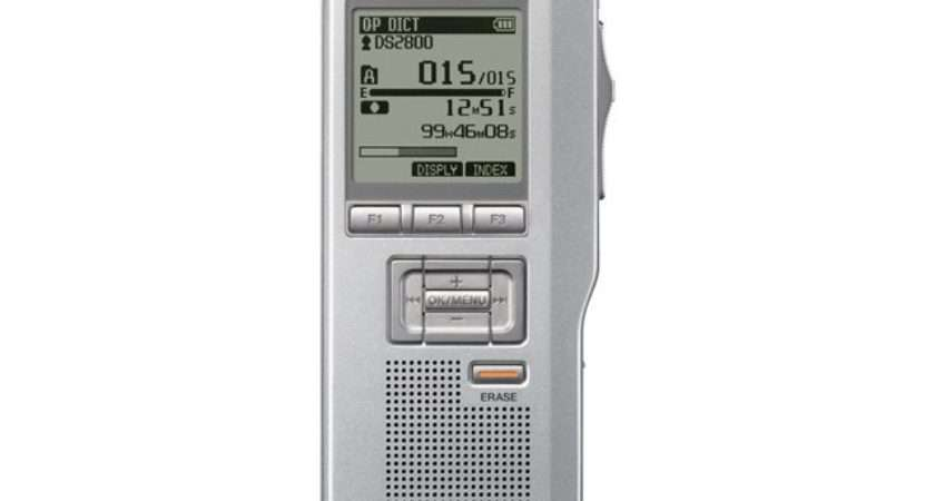 Olympus Voice Recorder Currys