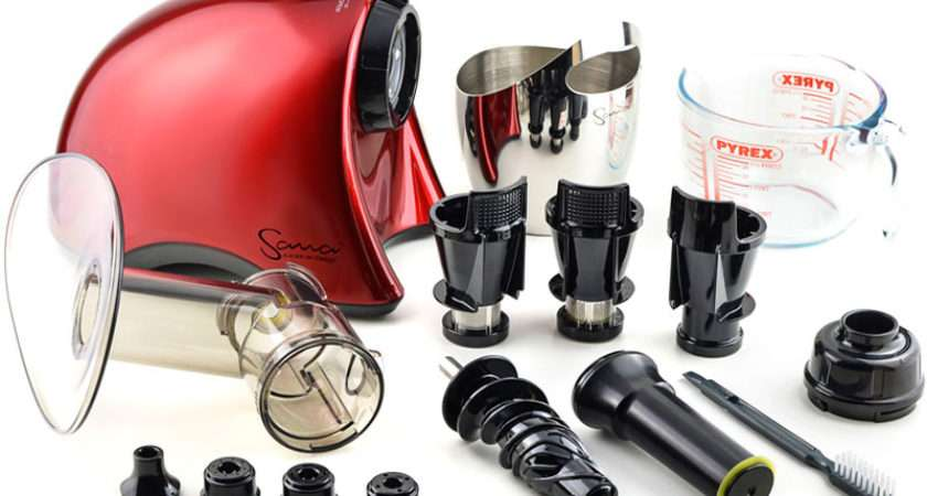 Omega Sana Juicer Chrome Euj Juicers