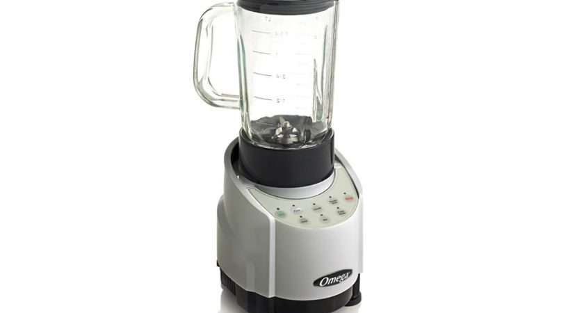 Omega Slk Series Blender Silver Juicers