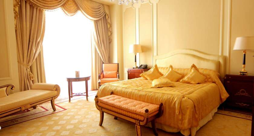 One Incredible Bedroom Design Place Yellow Idea
