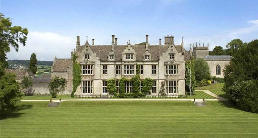 Onthemanor Ten Wonderful Country Houses