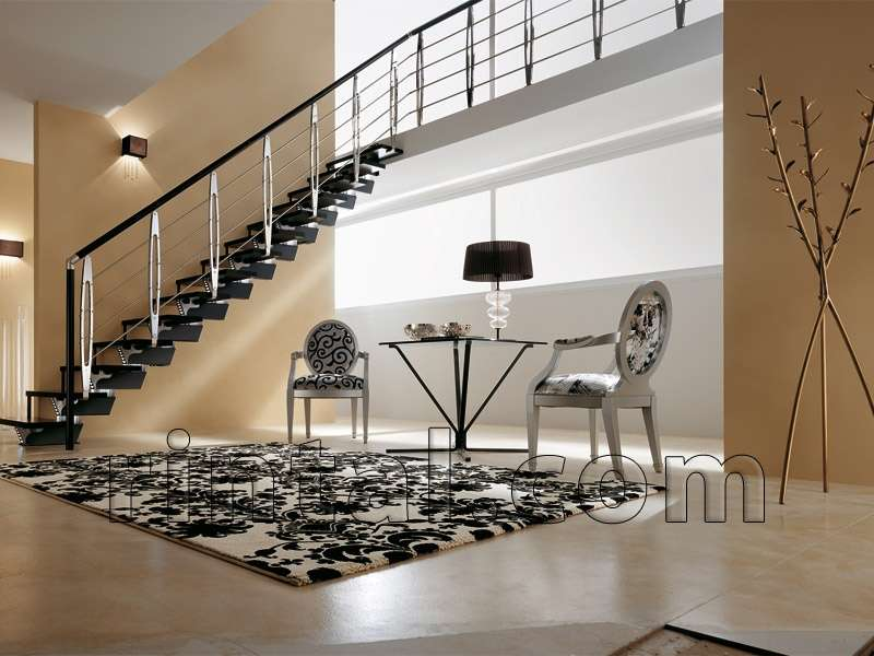 Open Staircases Knock Design Weng
