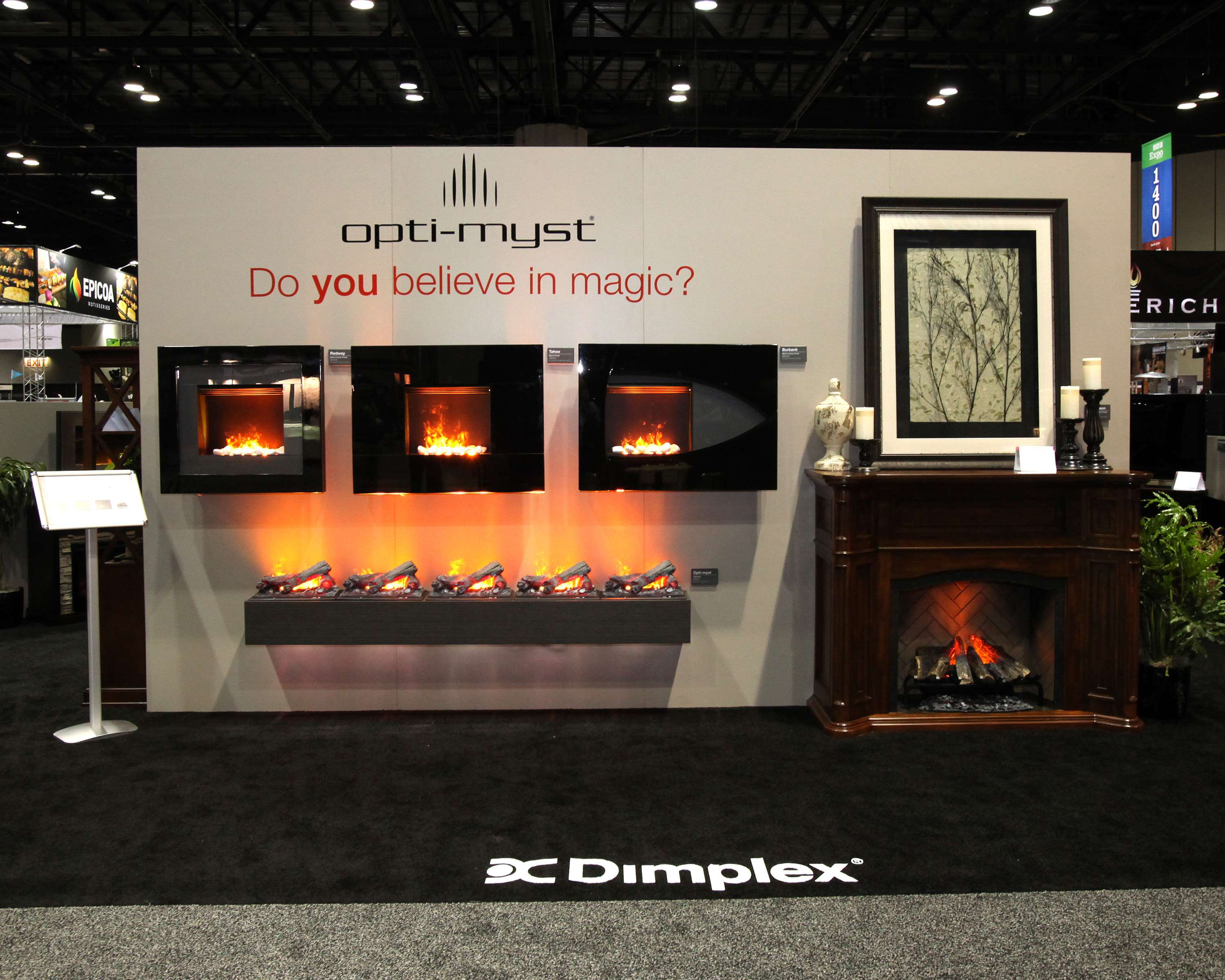 Opti Myst Electric Fires Electricity Guide