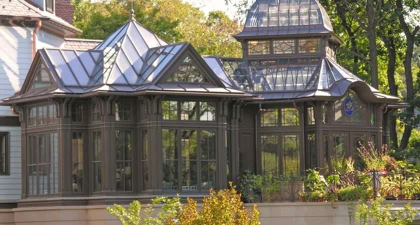 Orchid House Conservatory Traditional Sunroom Dallas