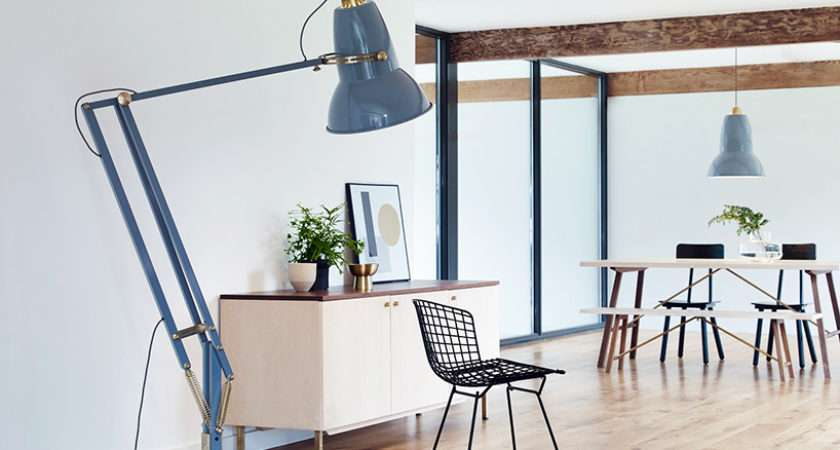 Original Giant Brass Lamp Features Solid Components