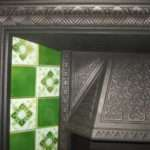 Original Victorian Tiles Old Fireplaces
