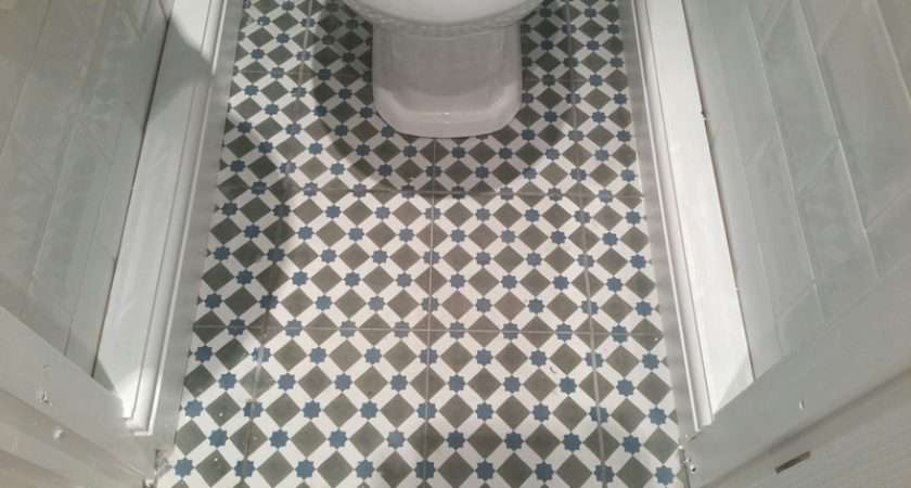 Our Cloakroom Bathroom Pebble Grey Holly Goes Lightly