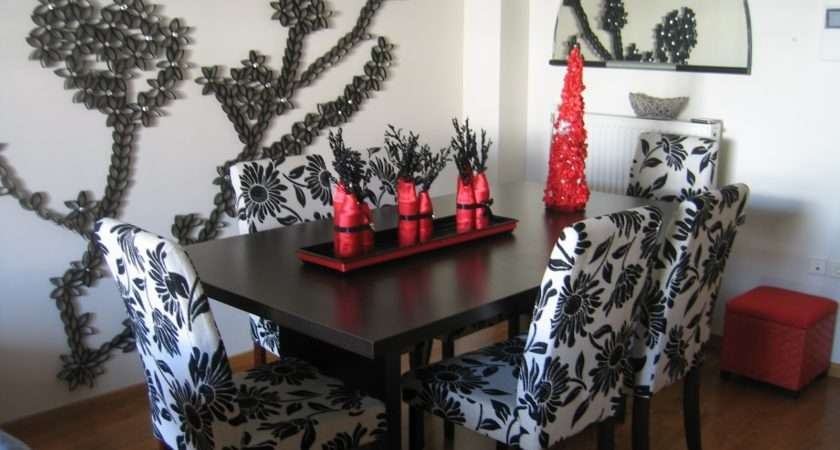 Our Dining Table Centerpiece Bisozozo