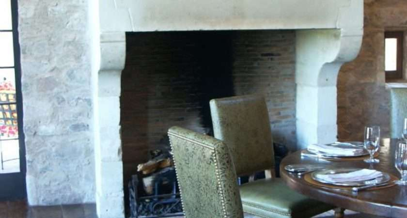 Our French Inspired Home Style Fireplaces