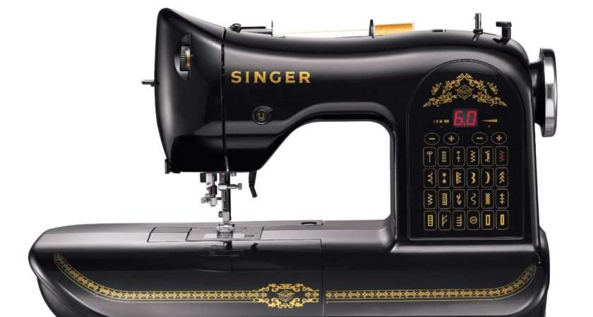 Our Singer Anniversary Limited Edition Computerized Sewing Machine