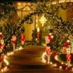 Outdoor Christmas Decorations Bring Magic Your