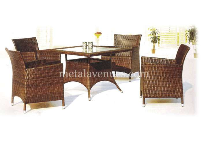 Outdoor Furniture Garden Poolside Patio India