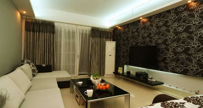 Outstanding Living Room Wall Design Ideas