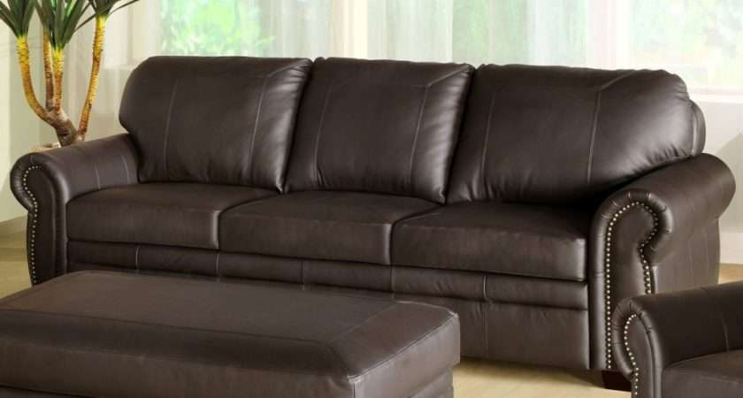 Overstock Leather Sofa Home Design Ideas Inspiration