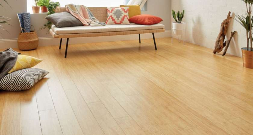 Oxwich Natural Strand Bamboo Flooring Woodpecker
