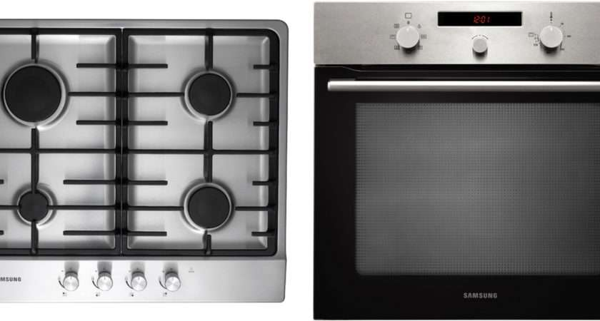 Pack Ffxd Single Built Electric Oven Gas Hob