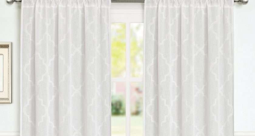 Pack Laura Ashley Curtain Panels Multiple Colors Styles