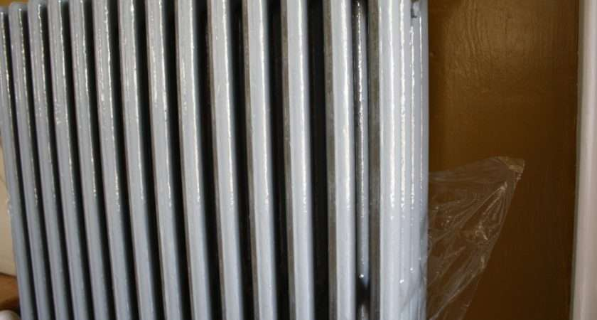 Paint Behind Radiator Merrypad