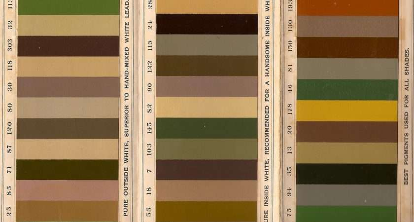 Paint Color Combinations Grasscloth