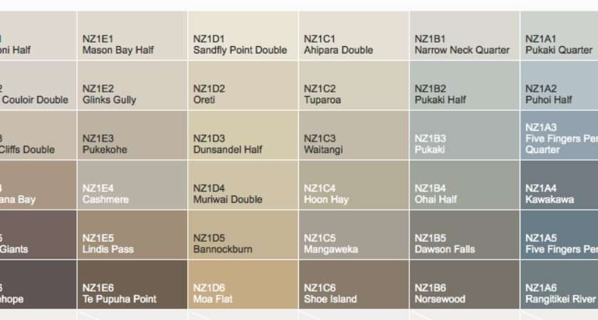 Paint Colours Dulux Have Finally Introduced More Muddy